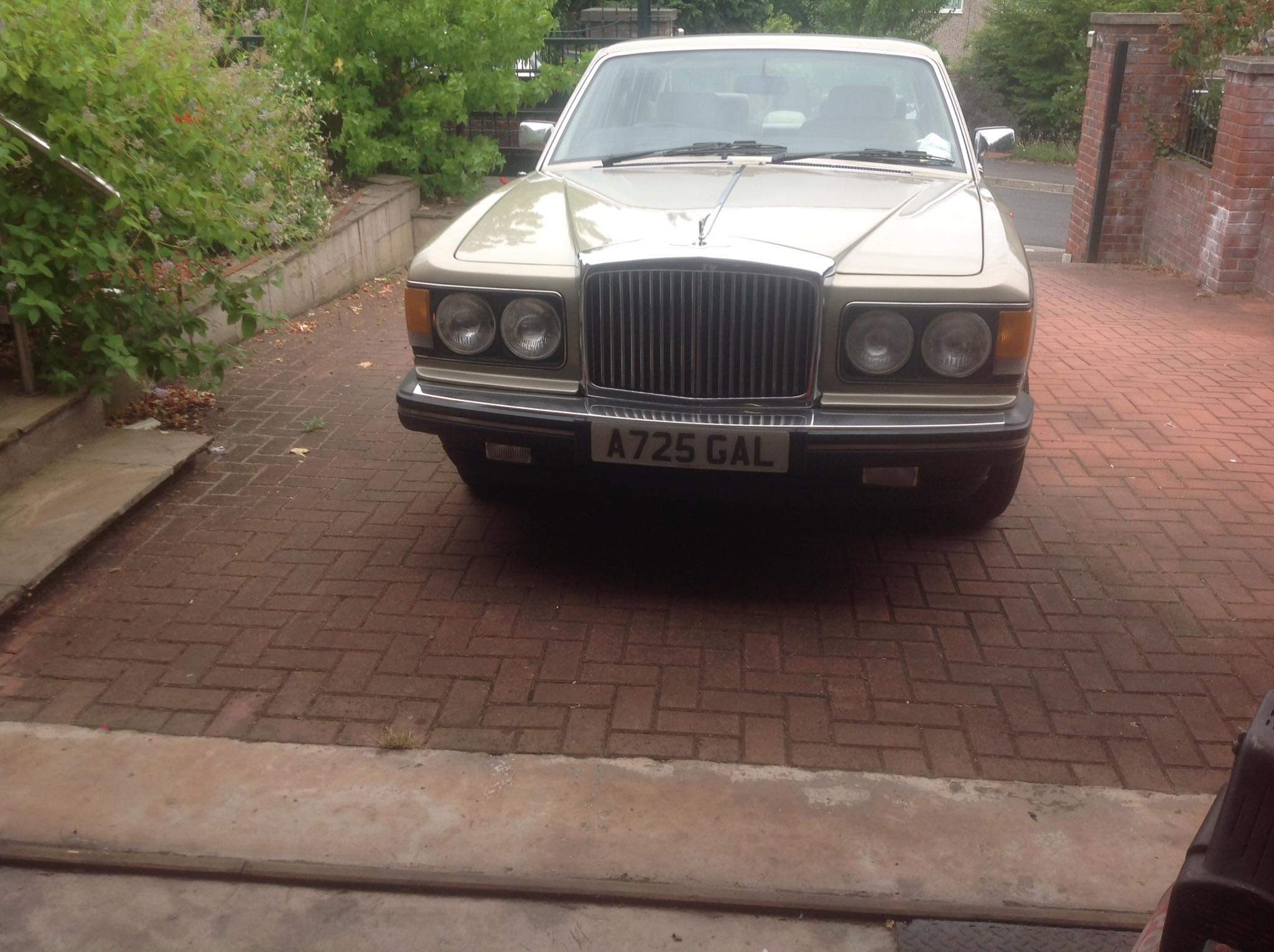 1983 Bentley Mulsanne with Turbo Engine For Sale (picture 2 of 10)