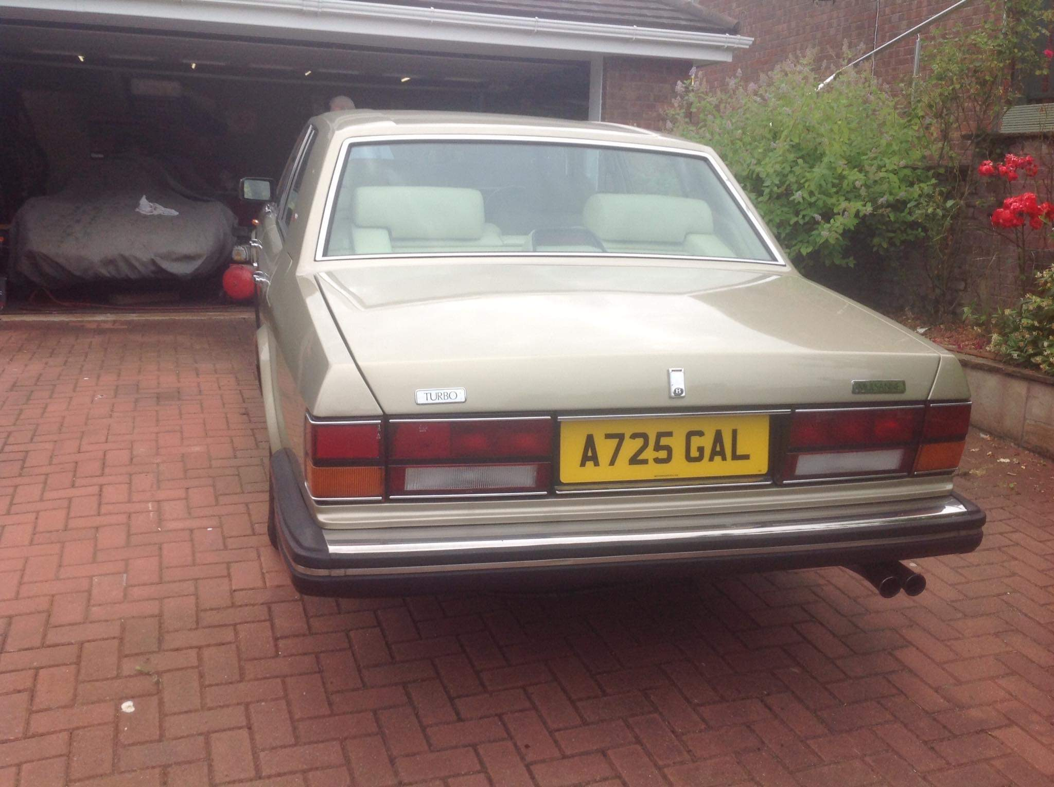 1983 Bentley Mulsanne with Turbo Engine For Sale (picture 3 of 10)