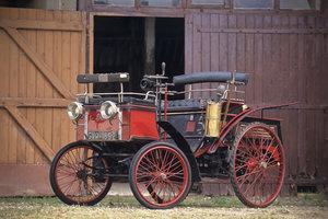 1898 Benz Velociped Comfortable