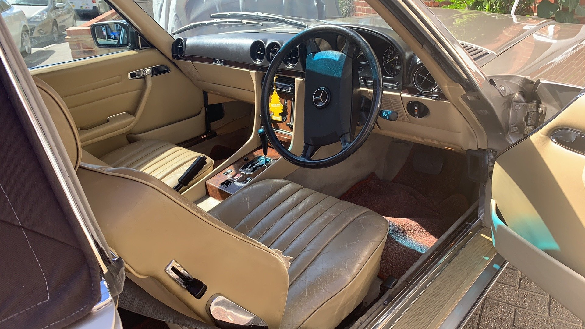 1987 Mercedes 300sl For Sale (picture 2 of 6)