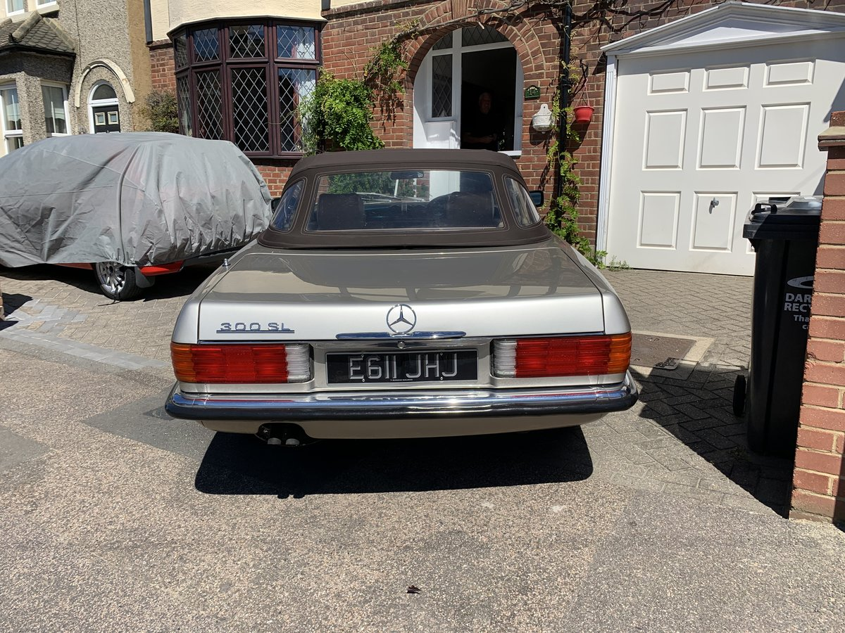 1987 Mercedes 300sl For Sale (picture 3 of 6)