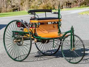 Picture of 1886 Benz Patent-Motorwagen Replica  For Sale by Auction