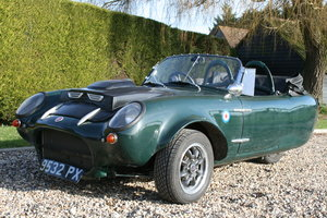 1960 Berkeley T60 fitted with a Mini 1275 GT Engine and gearbox