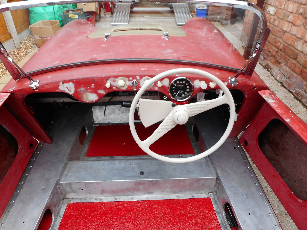 1957 Berkeley SA322 Chassis No. 118 SOLD (picture 4 of 6)