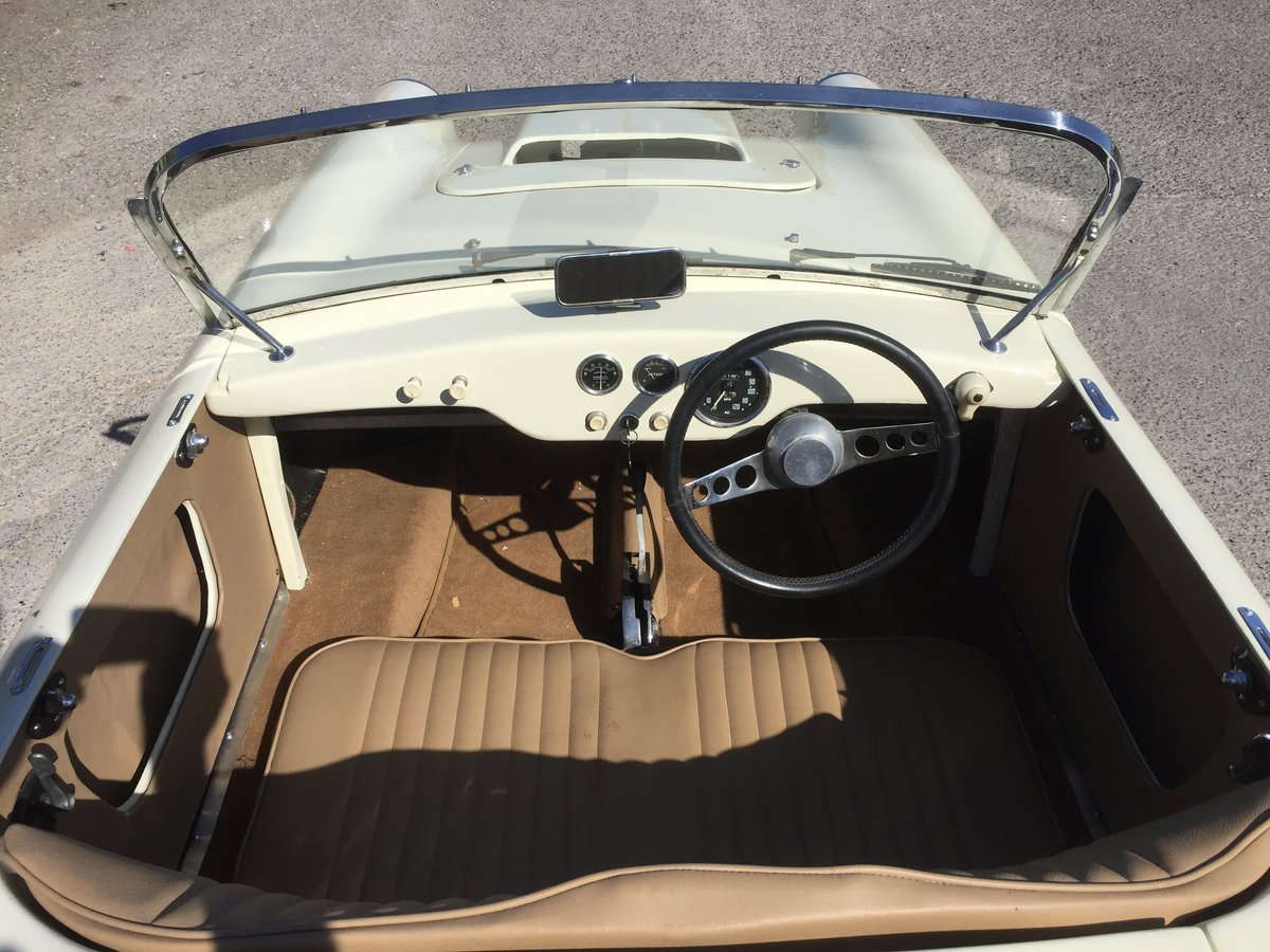 1959 Berkeley B105 sport For Sale (picture 3 of 6)