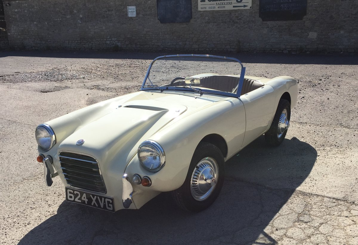 1959 Berkeley B105 sport For Sale (picture 6 of 6)