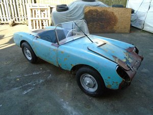 BERKELEY SE 492 LHD MICRO CAR (1958) BLUE! US IMPORT!  SOLD