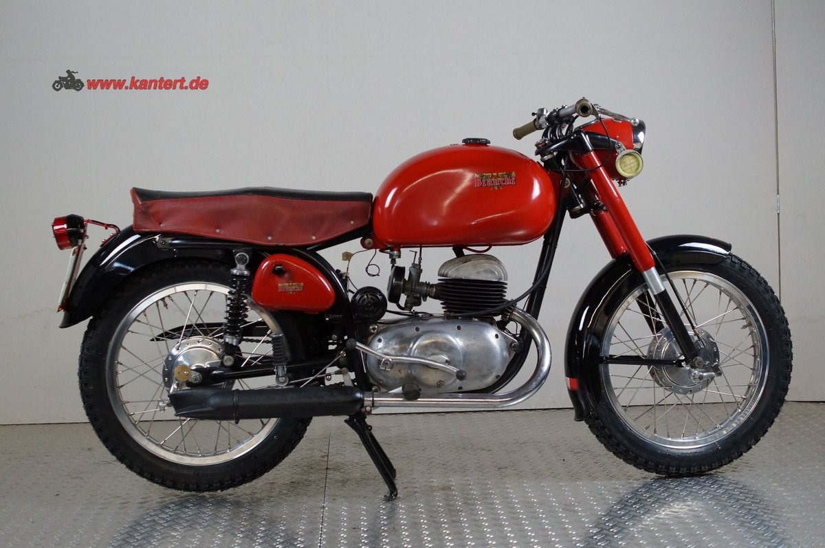 1960 Bianchi Medola, 124 cc, 6 hp For Sale (picture 2 of 6)