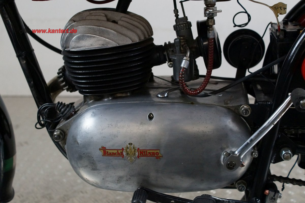 1960 Bianchi Medola, 124 cc, 6 hp For Sale (picture 4 of 6)