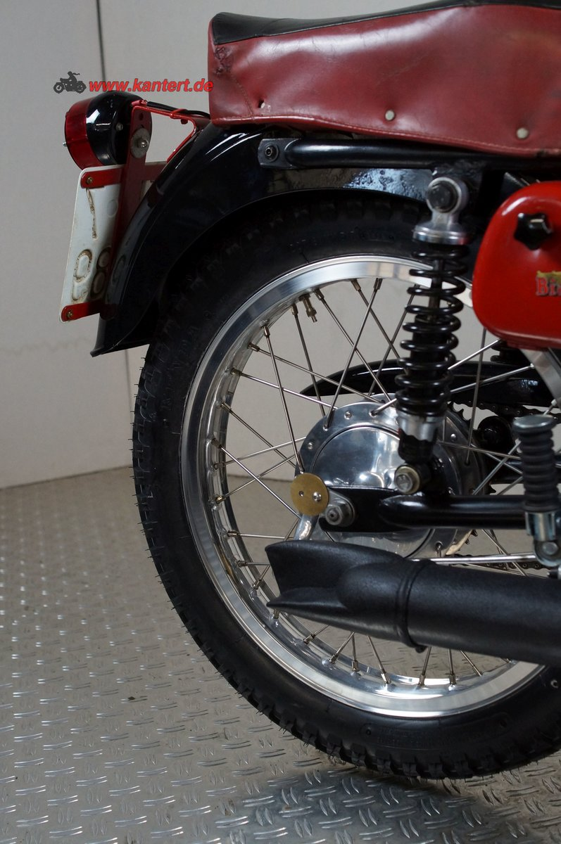 1960 Bianchi Medola, 124 cc, 6 hp For Sale (picture 5 of 6)