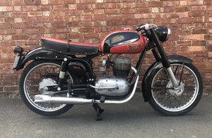 1956 BIANCHI TONALE 175 CLASSIC MOTORCYCLE