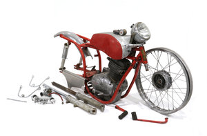 1960 Bianchi Bernina For Sale by Auction