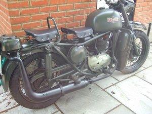 Bianchi MT61, Military.