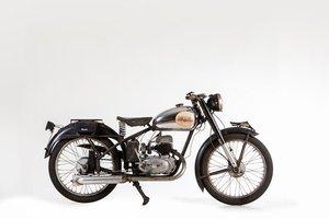 1950 BIANCHI 125CC BIANCHINA (LOT 501)