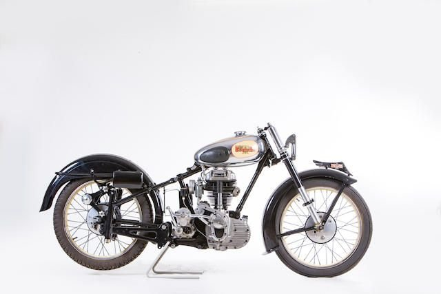 1951 BIANCHI 250CC STELVIO PROJECT (LOT 502) SOLD by Auction (picture 1 of 1)