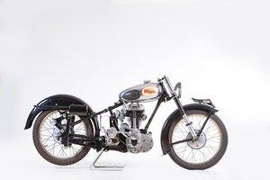 1951 BIANCHI 250CC STELVIO PROJECT (LOT 502)