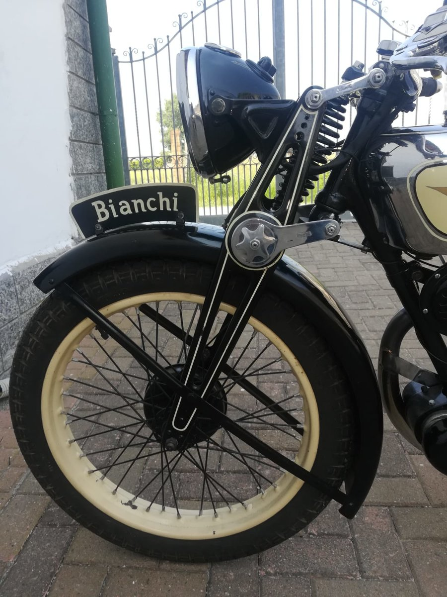 Bianchi 175cc - 1934 - Fully Restored For Sale (picture 3 of 6)