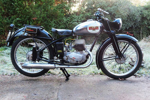 Picture of 1948 Bianchi 125cc Bianchina Lot 619 For Sale by Auction