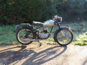 Picture of 1948 Bianchi 125cc Bianchina Project Lot 620 For Sale by Auction