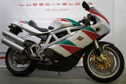 2002 Bimota DB4 Tricolour Carb For Sale (picture 1 of 6)