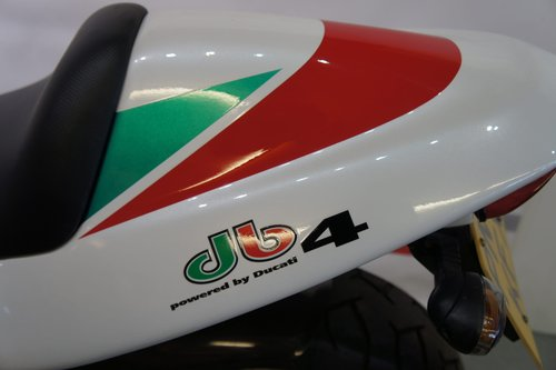 2002 Bimota DB4 Tricolour Carb For Sale (picture 4 of 6)