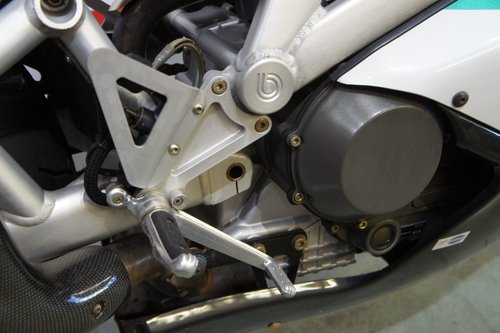 2002 Bimota DB4 Tricolour Carb For Sale (picture 6 of 6)