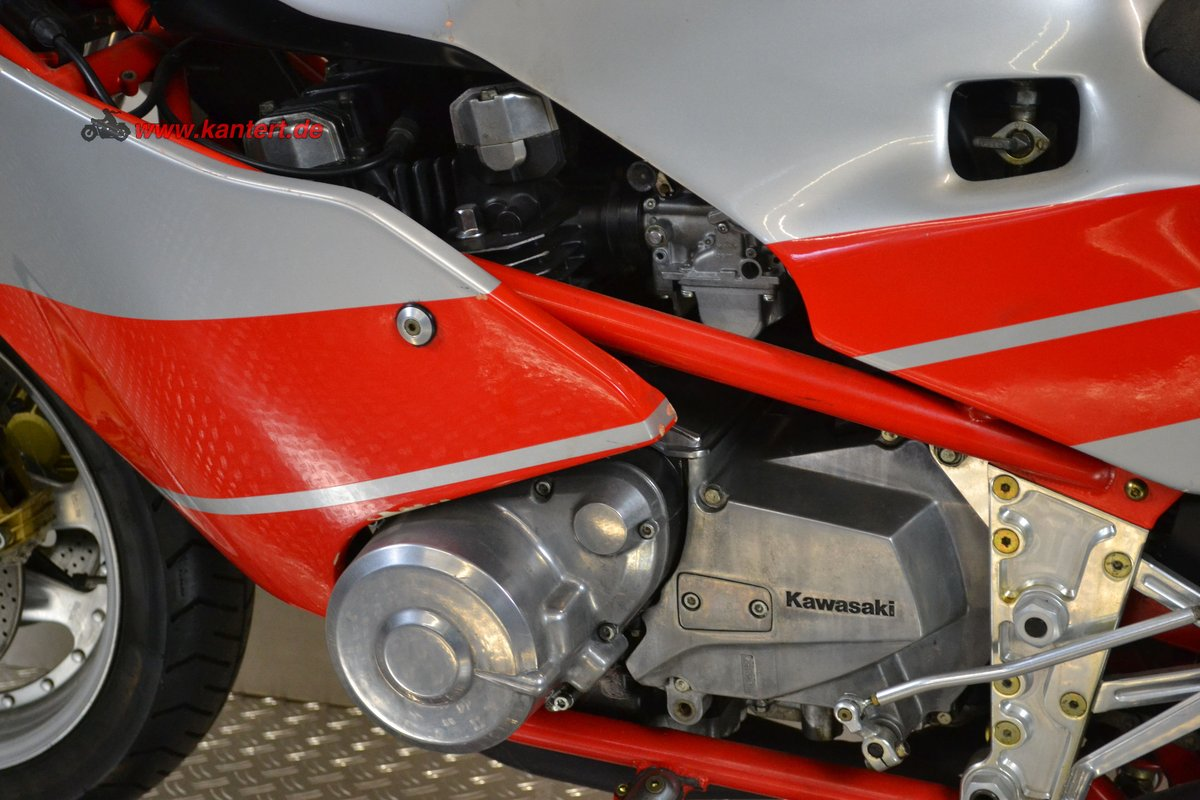 1983 Bimota KB 3, 998 cc, 98 hp, 18000 km For Sale (picture 6 of 6)