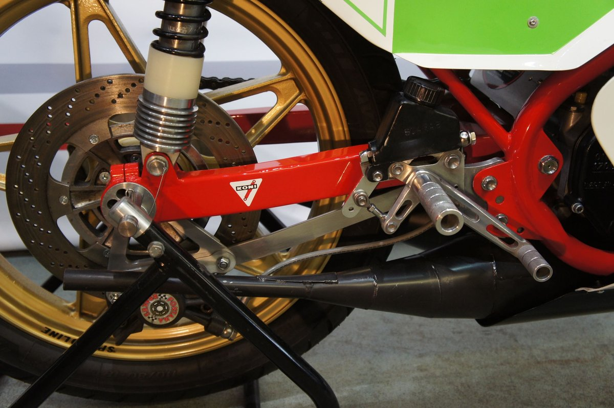 Bimota YB1 TZ250 Genuine GP history, immaculate  For Sale (picture 3 of 6)