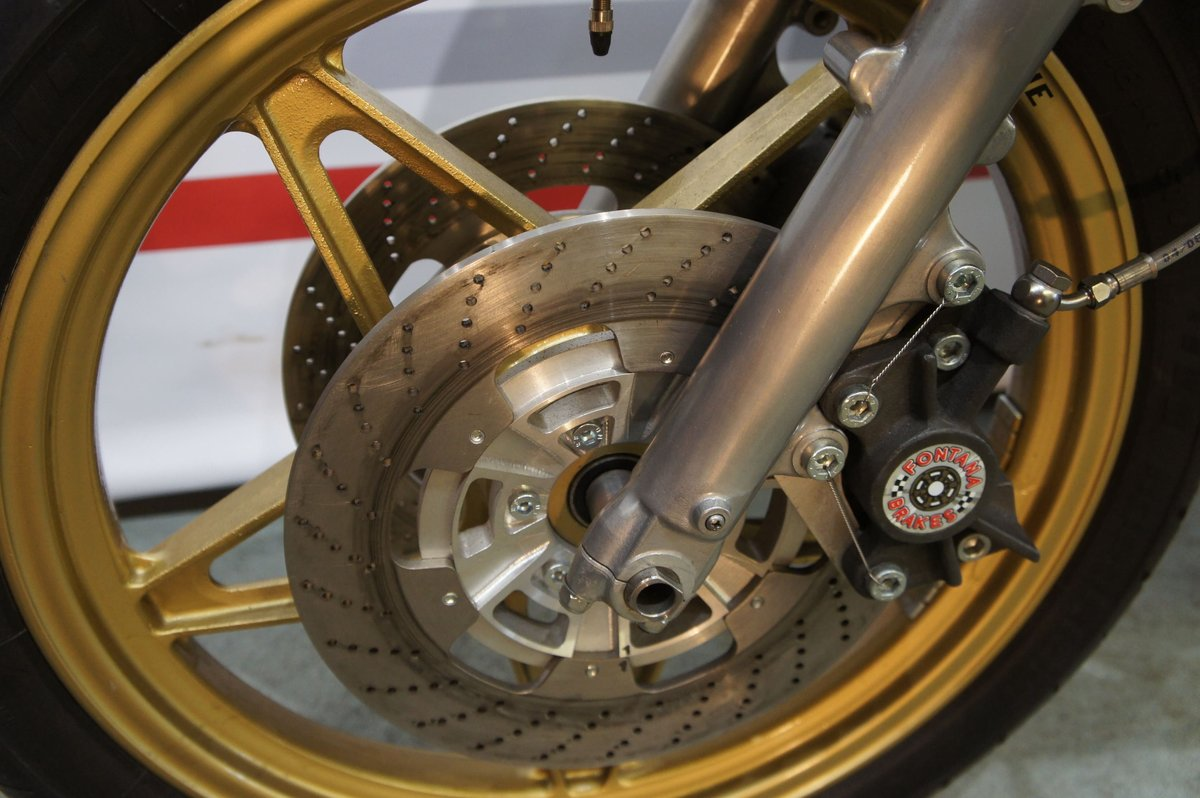 Bimota YB1 TZ250 Genuine GP history, immaculate  For Sale (picture 6 of 6)