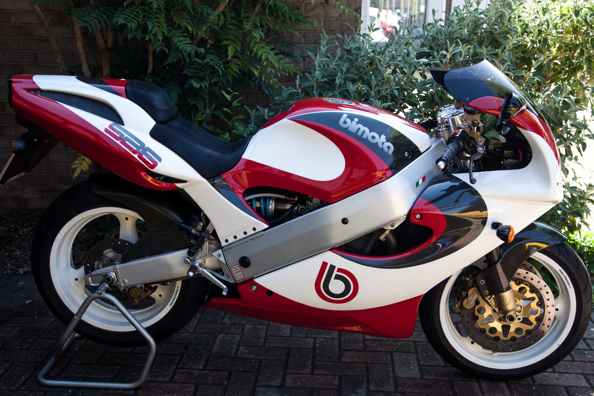 1998 Immaculate Bimota SB6 *DEPOSIT RECEIVED* SOLD (picture 1 of 6)