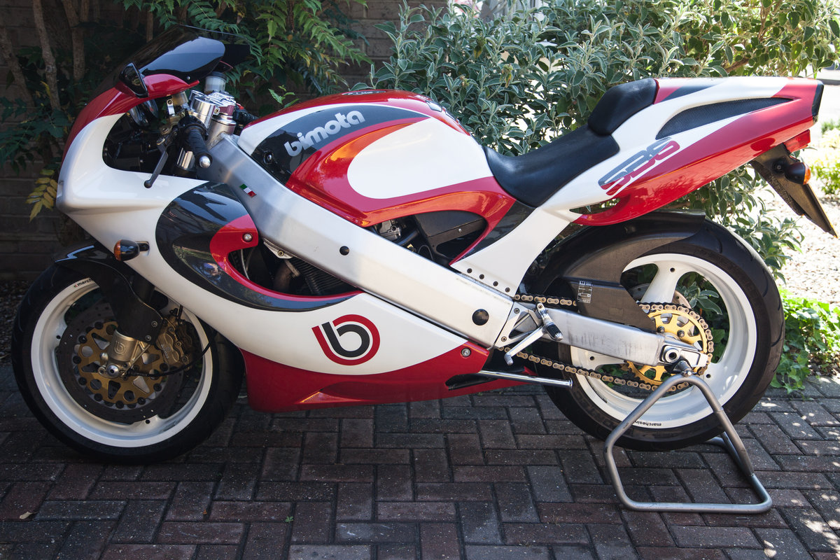 1998 Immaculate Bimota SB6 *DEPOSIT RECEIVED* SOLD (picture 2 of 6)