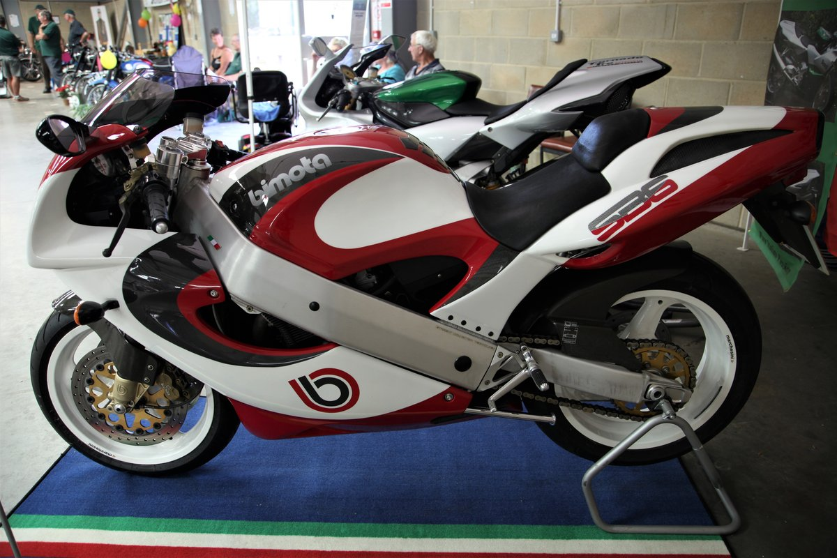 1998 Immaculate Bimota SB6 *DEPOSIT RECEIVED* SOLD (picture 3 of 6)
