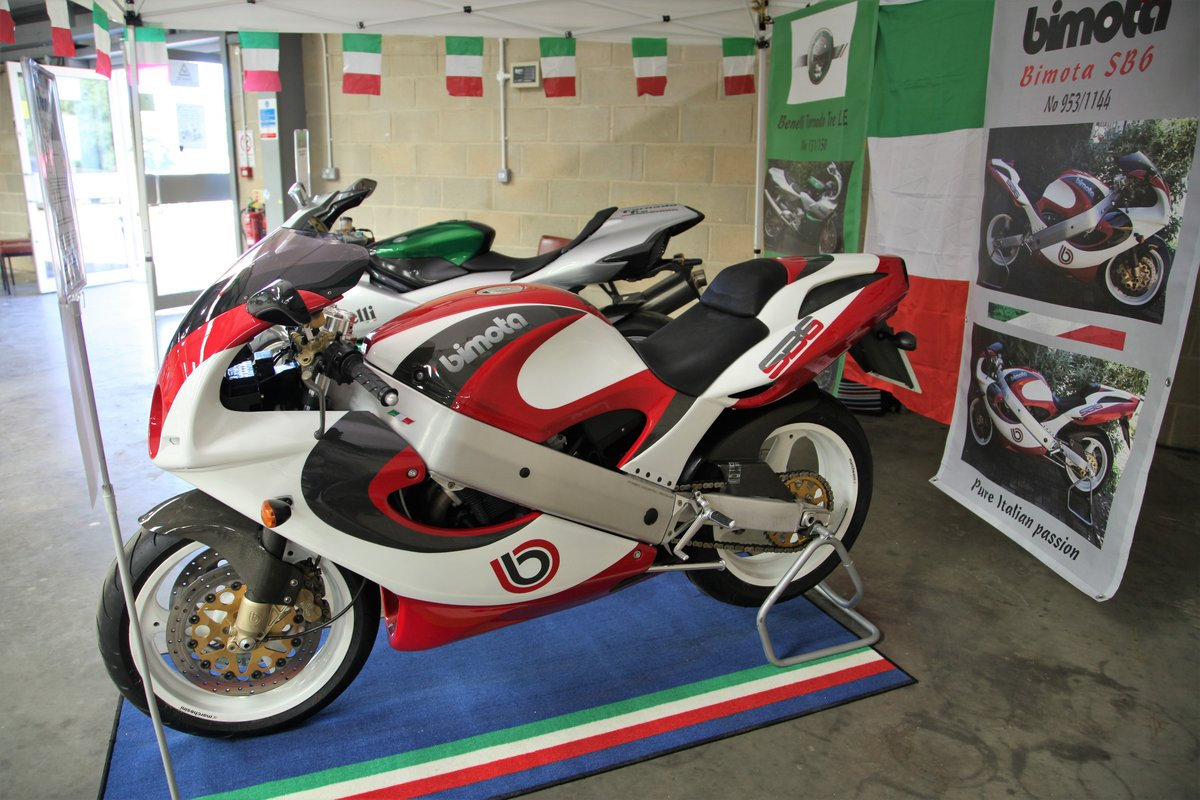1998 Immaculate Bimota SB6 *DEPOSIT RECEIVED* SOLD (picture 4 of 6)