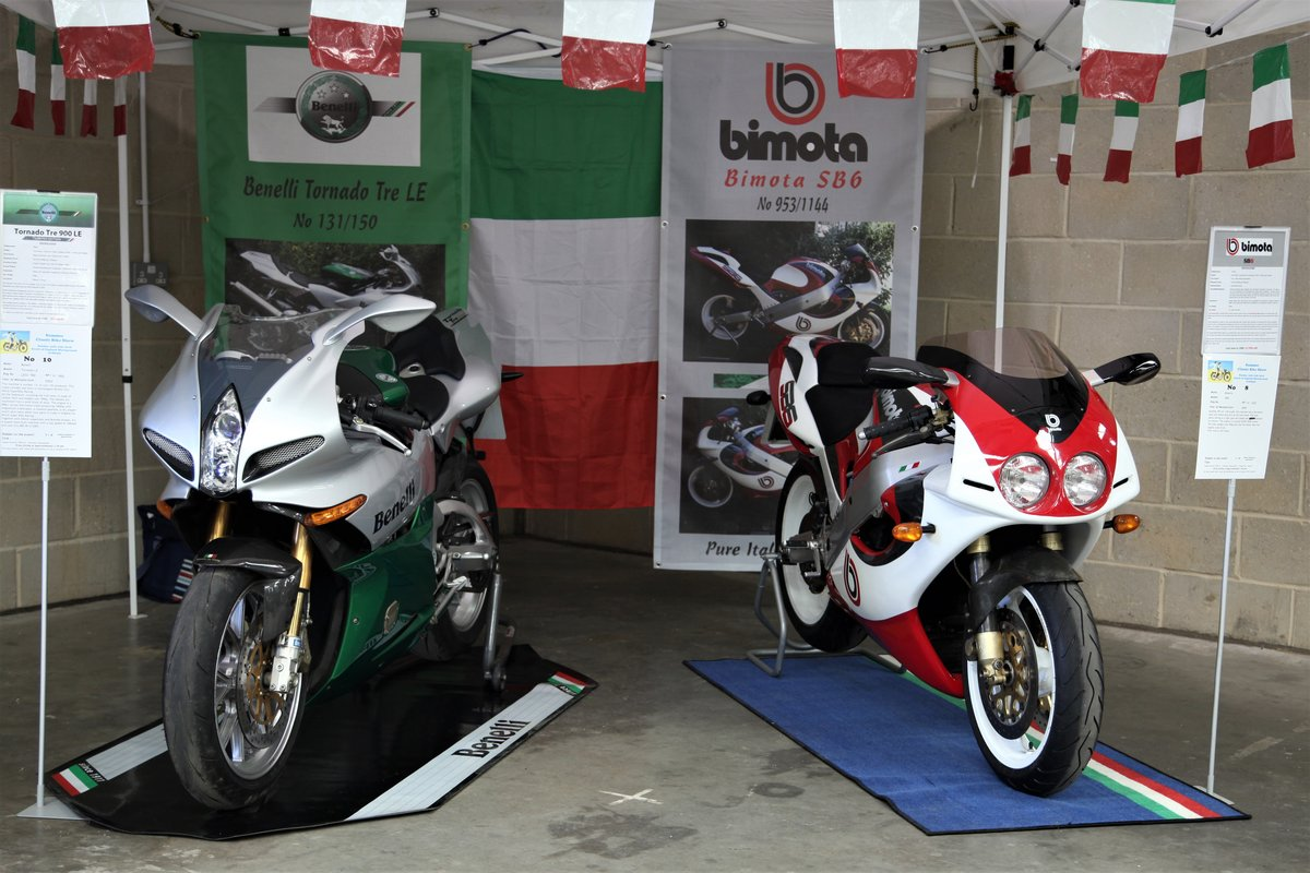 1998 Immaculate Bimota SB6 *DEPOSIT RECEIVED* SOLD (picture 5 of 6)