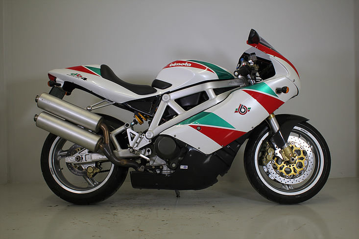 2001 Bimota DB4 great condition low miles. For Sale (picture 1 of 1)
