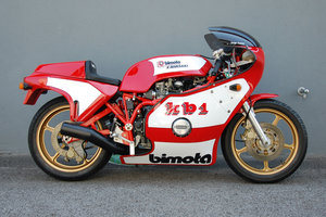 Bimota KB1 1983 Kawasaki stunning state 2 sets rims For Sale