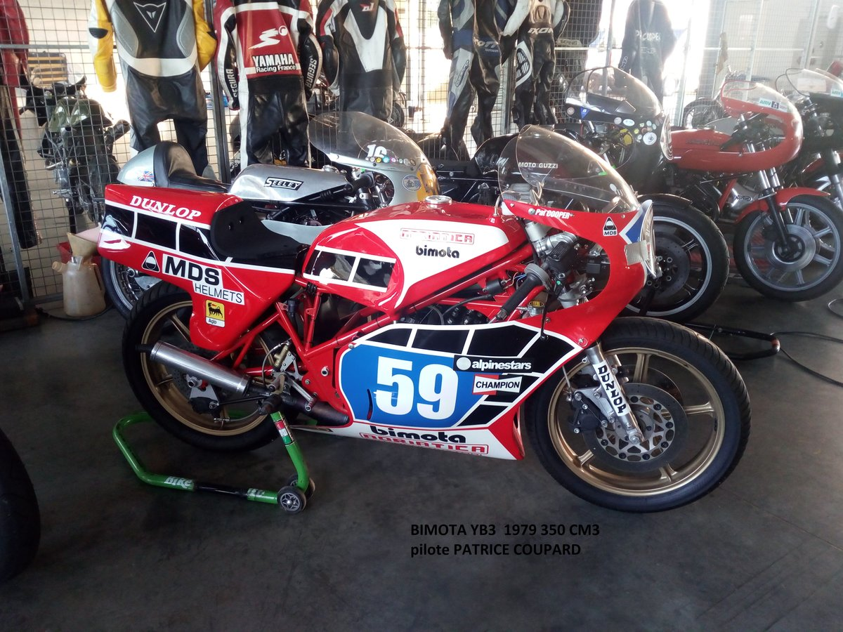 1980 BIMOTA YB3 For Sale (picture 1 of 6)