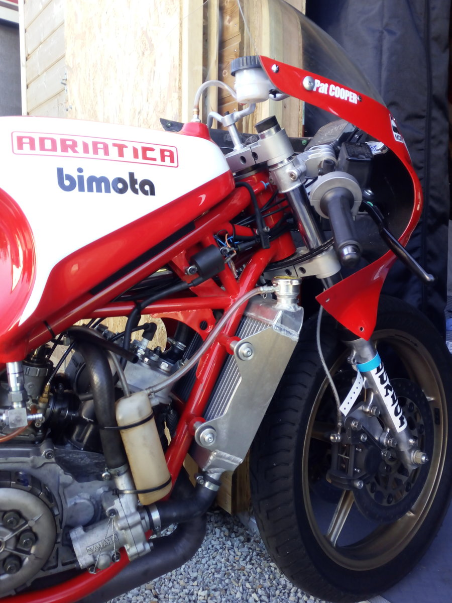 1980 BIMOTA YB3 For Sale (picture 4 of 6)