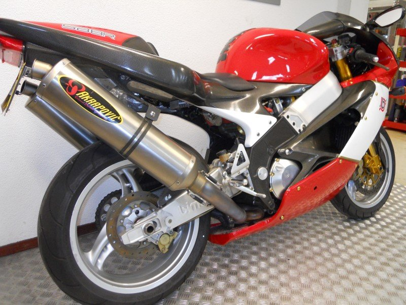 2001 Bimota SB8R like new  For Sale (picture 1 of 6)