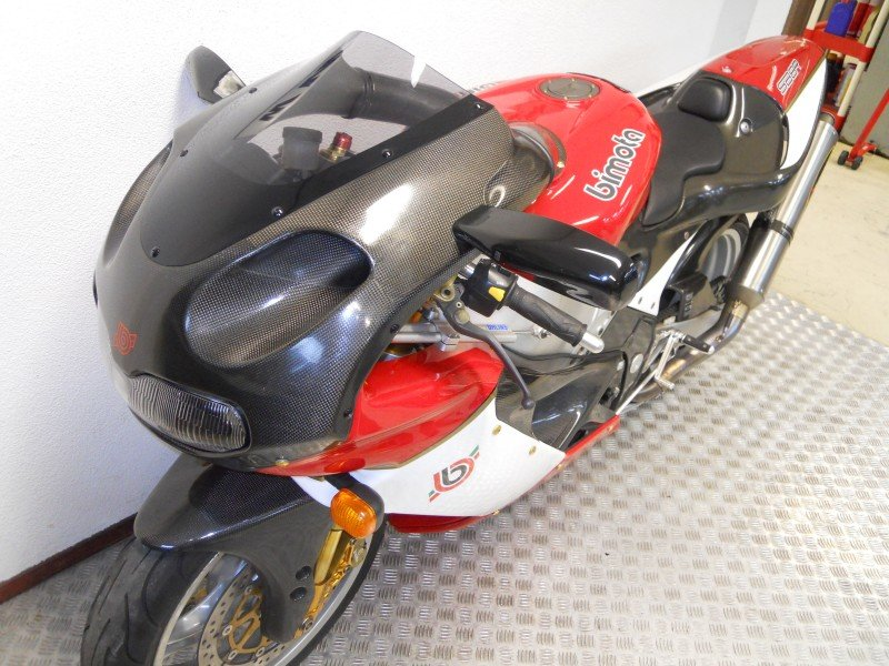2001 Bimota SB8R like new  For Sale (picture 4 of 6)
