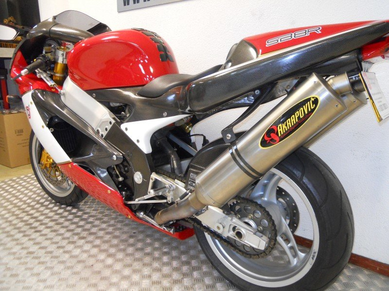 2001 Bimota SB8R like new  For Sale (picture 5 of 6)