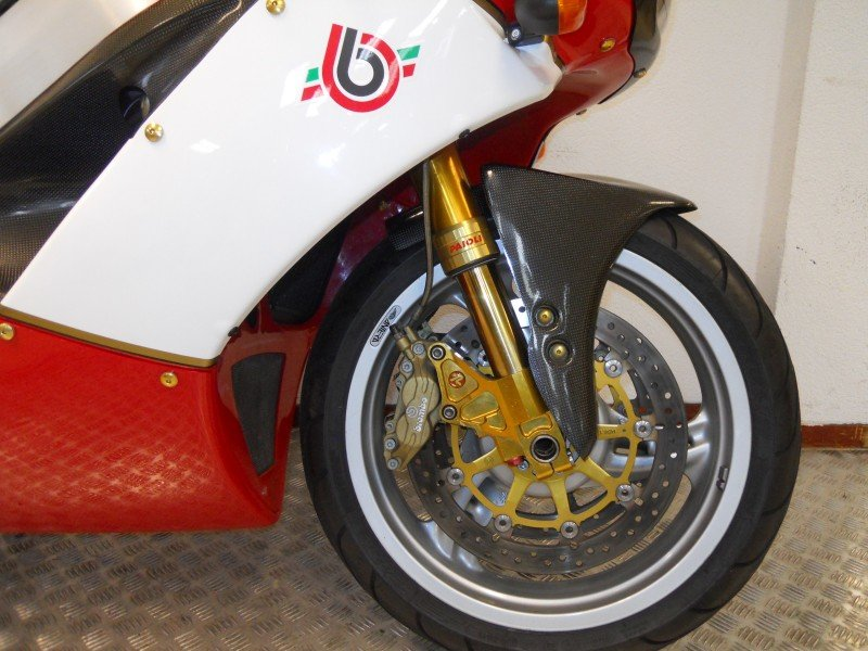 2001 Bimota SB8R like new  For Sale (picture 6 of 6)