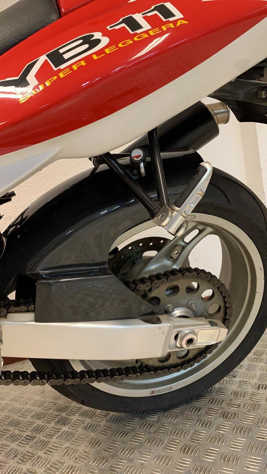 1999 Bimota YB11 immaculate  For Sale (picture 5 of 6)