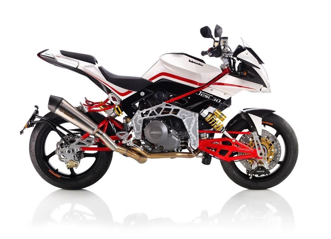 2016 Bimota Tesi 3D Naked For Sale (picture 1 of 1)