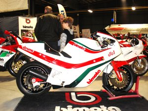 1986 UK from New Bimota DB1S
