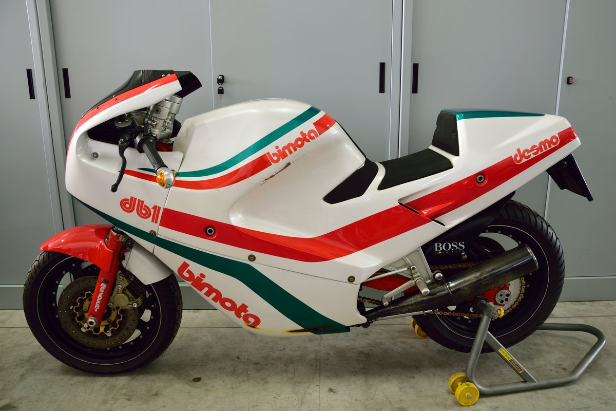 1986 Bimota DB1 750 For Sale (picture 1 of 6)