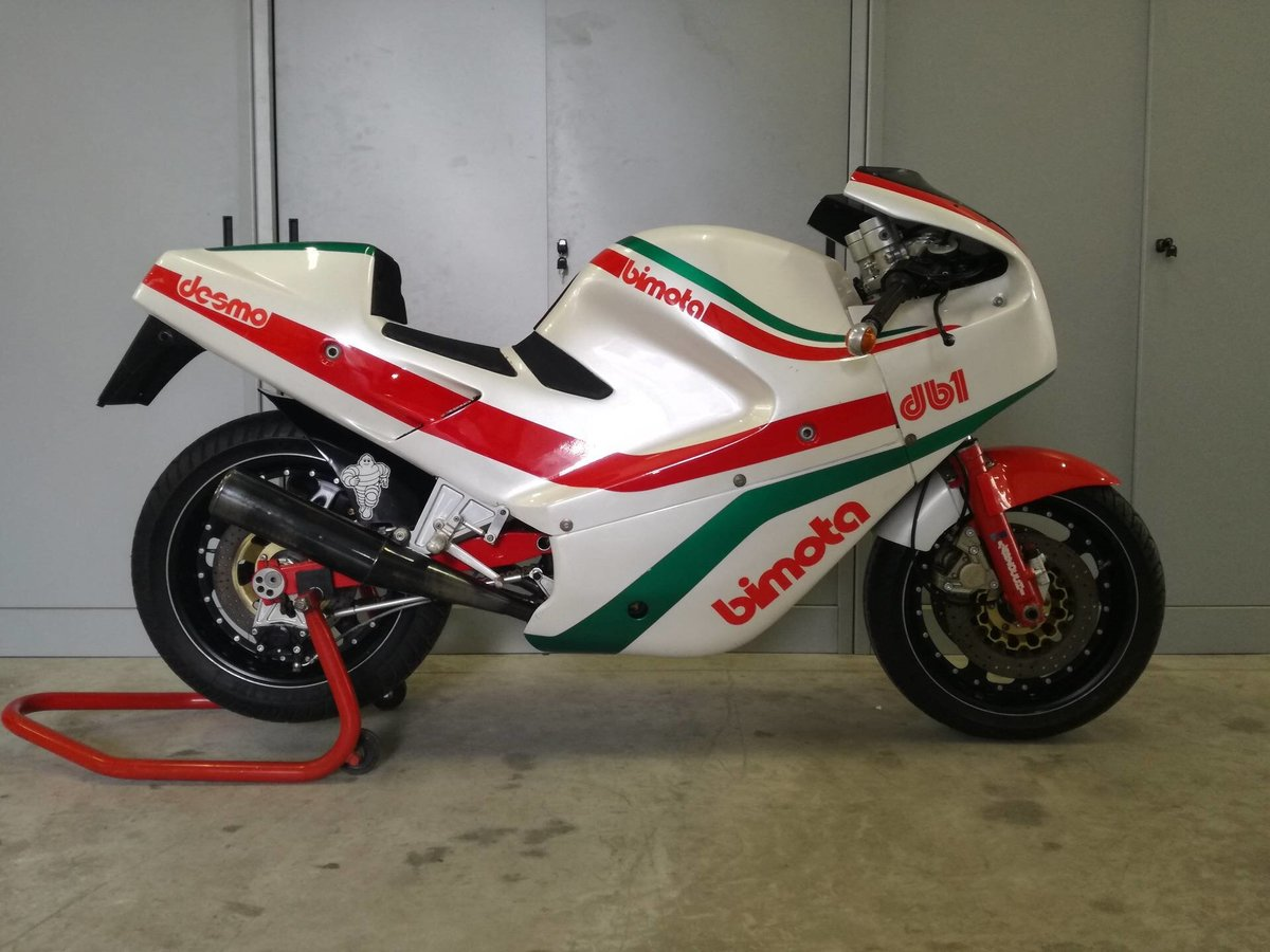 1986 Bimota DB1 750 For Sale (picture 2 of 6)