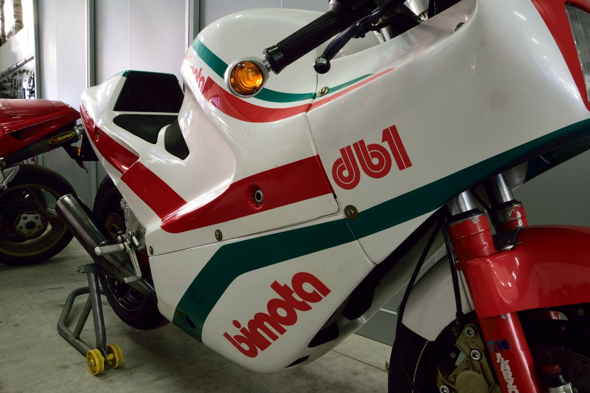 1986 Bimota DB1 750 For Sale (picture 4 of 6)