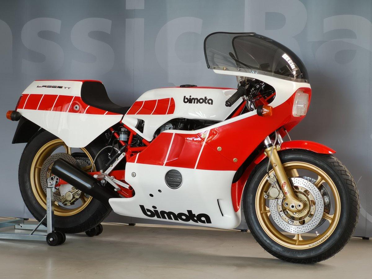 1984 Bimota KB2 Laser TT like new - for sale SOLD (picture 1 of 6)