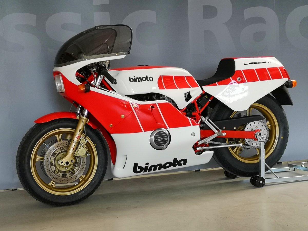 1984 Bimota KB2 Laser TT like new - for sale SOLD (picture 2 of 6)